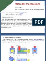 modélisation des mécanismes et liaisons équivalentes (4)