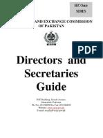 DirectorsSecretariesGuide