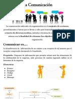 La comunicación en la Organización (1)