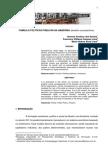 FAMLIA E POLTICAS PBLICAS NA AMAZNIA