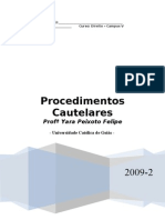 APOSTILA_DE_PROCEDIMENTO_CAUTELAR_-_2009_-_2[1]