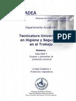 UD4 - Proteccion respiratoria