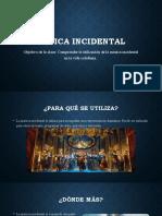 Música Incidental (2)