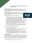 8 - Metodologia do Trabalho Científico e Orientação de TCC - Informações Adicionais Questionário