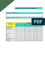 8 - Metodologia do Trabalho Científico e Orientação de TCC - MODELO de CRONOGRAMA