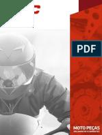 Catálogo Moto Parts RCC