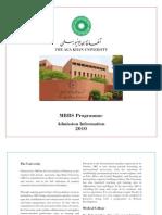 MBBS-Brochuer