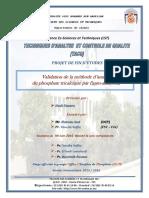 Validation de La Methode d'Ana - FIMARE Hadi_3550