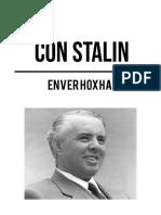 Hoxha - Con Stalin