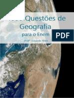 1000 Questões de Geografia