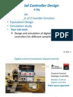 6 Digital controller design