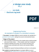 4 Your design case study