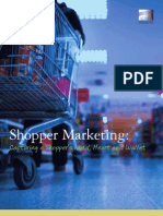 Deloitte Shopper Marketing Study 2007