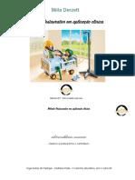 eBook Método Restaurativo (MR) Em Aplicação Clínica