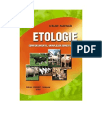 Carte Etologie
