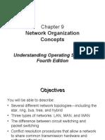 Network Organization Concepts