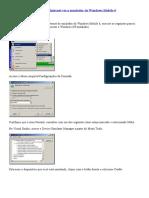 Mobile - Como configurar o acesso à Internet via o emulador do Windows Mobile 6