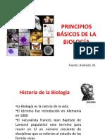 1. PRINCIPIOS BÁSICOS DE LA BIOLOGÍA