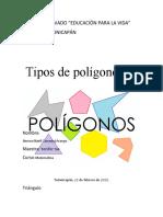 Tarea Polígonos