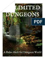 Unlimited Dungeons. Базовые Правила v1.1 (1)