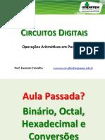 Aula03 CD CC2 OperacoesAritmeticas