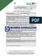 FGPR_050_06 - Plan de Gestión del Alcance