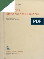 136 Kany, Charles Emil - Sintaxis hispanoamericana. Versión española de Martín Blanco