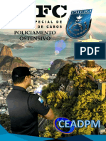 Policiamento Ostensivo - Cefc 2019