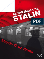 El fantasma de Stalin - Martin Cruz Smith