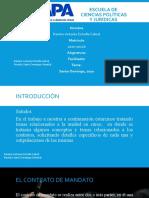 Derecho Civil II. Tarea No. 4 ENTREGAR SABADO 8 DE MAYO 2021