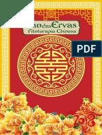 Revista Tao das Ervas com lista de AaZ