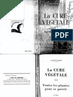Dextreit Raymond - La Cure Vegetale