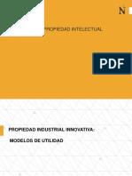3.6.1 Upn - Propiedad Intelectual - Propiedad Industrial - Modelos de Utilidad