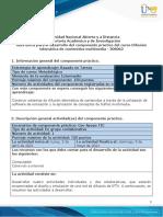 Guía para el desarrollo del componente práctico - Unidad 3 - Tarea 4 - Desarrollo del componente práctico (1)