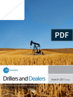 Drillers and Dealers March 2011