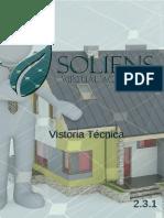 Vistoria técnica de sistemas fotovoltaicos