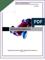 Code Division Duplexing(2)