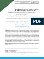 LA CENTRALIDAD  TRABAJO EN ECUADOR