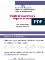 5 Função de Transferência e Diagrama de Blocos-Atualizado Em 28-03-2019