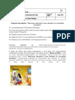 9º -Pt - Recuperação Paralela Remota - 1º Trimestre