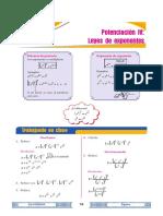 algebra 6 - 4 teoria