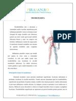 Tromboflebita - Tratamente traditionale