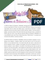 Reflexão Crítica de Culturas de Urbanismo e Mobilidade