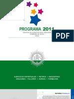 Programa 2011 CEI completo