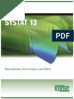 SYSTAT13 Brochure Web