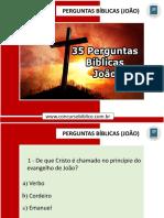 35 Perguntas Evangelho de João.pptx