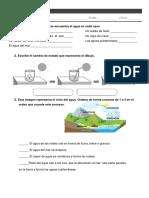 Examen U4 El agua y la Tierra