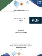 Tarea 3 - Estructuras de Control Repetitivas