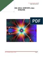 UN 2011 Fisika Smp- Sma