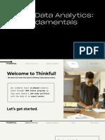 Webinar Intro to Data Analytics SQL Fundamentals
